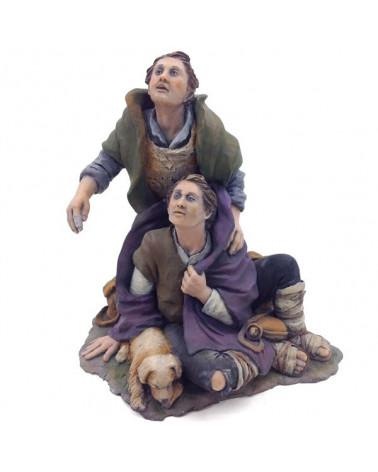 Deux bergers