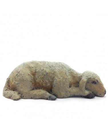 Lamm liegend 19-21 cm