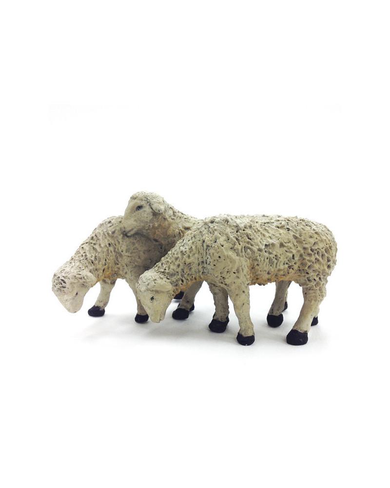 Three sheeps group 19-21 cm
