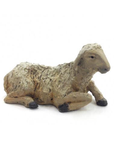 Lamb lying 16-18 cm.