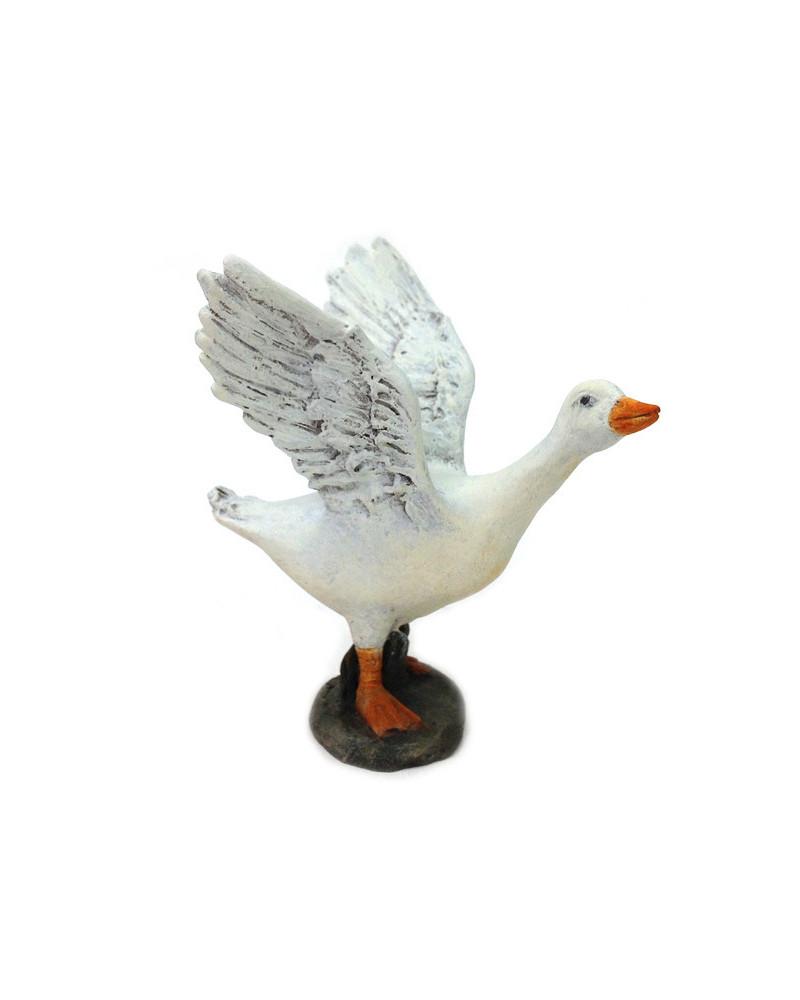 Goose flying 25-30cm.