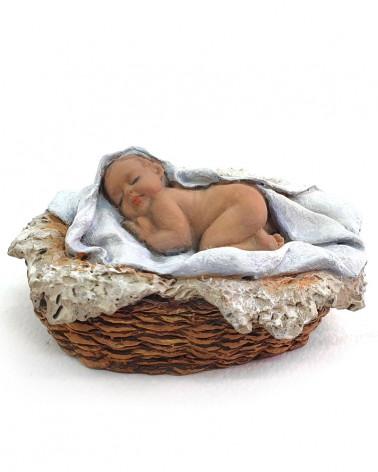 Jesus sleeping 15-17cm.