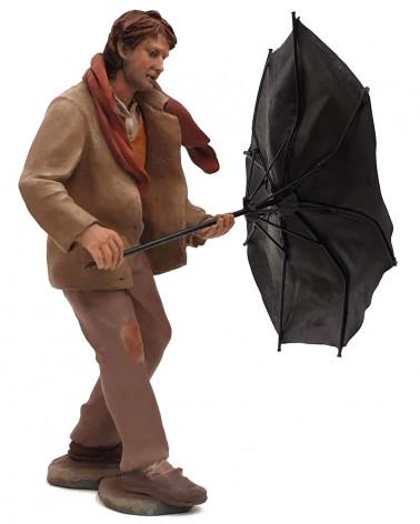 Goodbye umbrella 15cm.