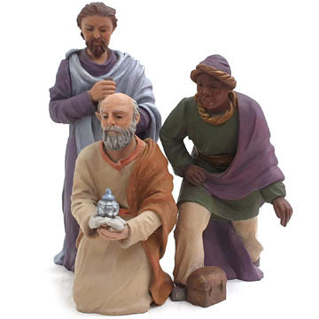The Three Wise Man 20cm.