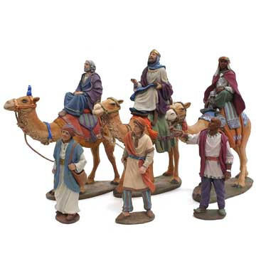 Cavalcade of the Magi 12cm.
