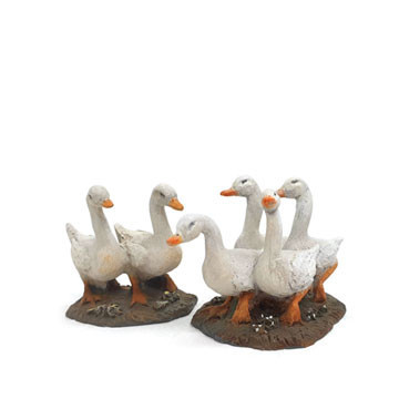 Gooses 17-20cm.