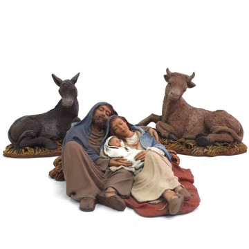 "Christmas crib ""Good sleep"" 12cm."