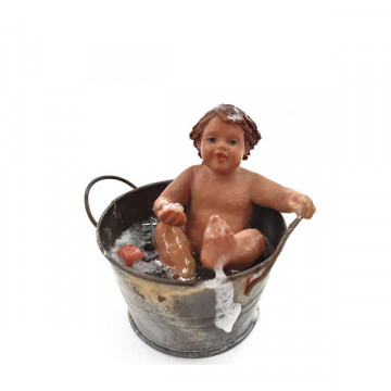 Biel (Child bathing) 15cm.