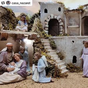 #Repost @casa_nazaret with  ・・・ 𝑵𝒐 𝒔𝒖𝒆𝒏̃𝒆𝒔 𝒕𝒖 𝒗𝒊𝒅𝒂, 𝒗𝒊𝒗𝒆 𝒕𝒖𝒔 𝒔𝒖𝒆𝒏̃𝒐𝒔  #pesebresnavideños #pesebres #nacimientosnavideños #comerciosmadrid #comercioscentenarios #belenes #figura #christmas #presepe #jesus #MontserratRibes #god #handmade #followforfollowback #love #likeforlikes #nice #navidad #amazing #dios #presepi #art #escultura #photography #virgin #shop #cute #baby #share