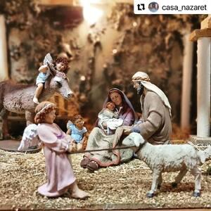 Podeís encontrar nuestras figuras en Casa Nazaret. El perfecto regalo para estas fiestas🎄🎁  #Repost @casa_nazaret  ・・・